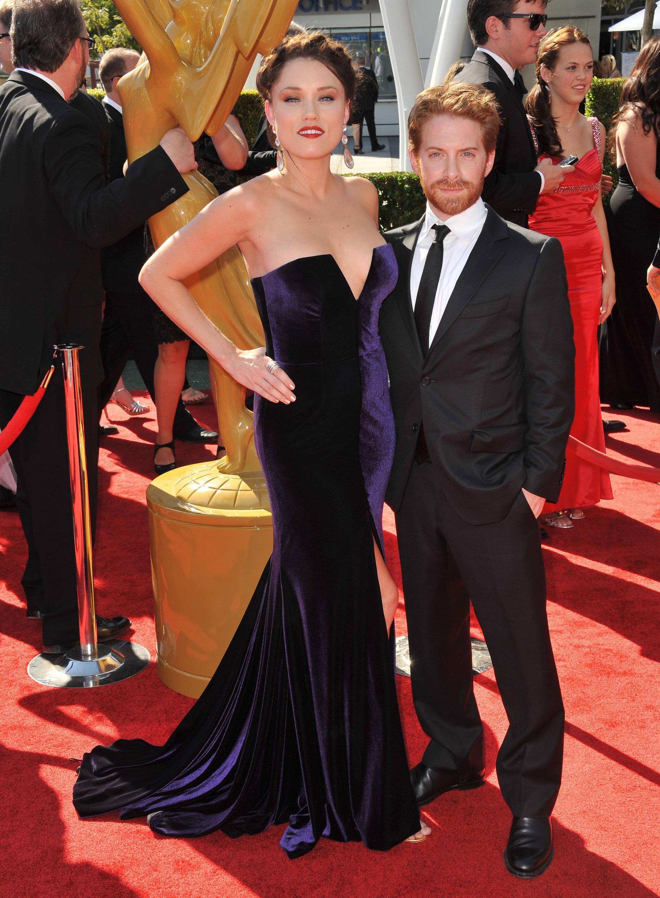 Seth Green couple