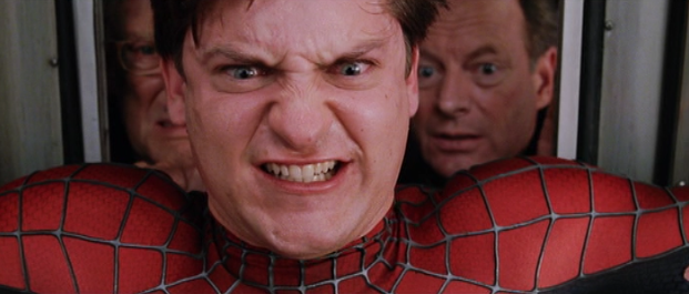 angry tobey maguire meme - photo #12