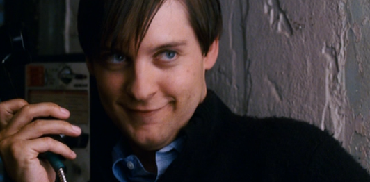 Tobey maguire black spiderman - photo#8