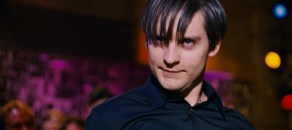 Tobey maguire black spiderman - photo#10