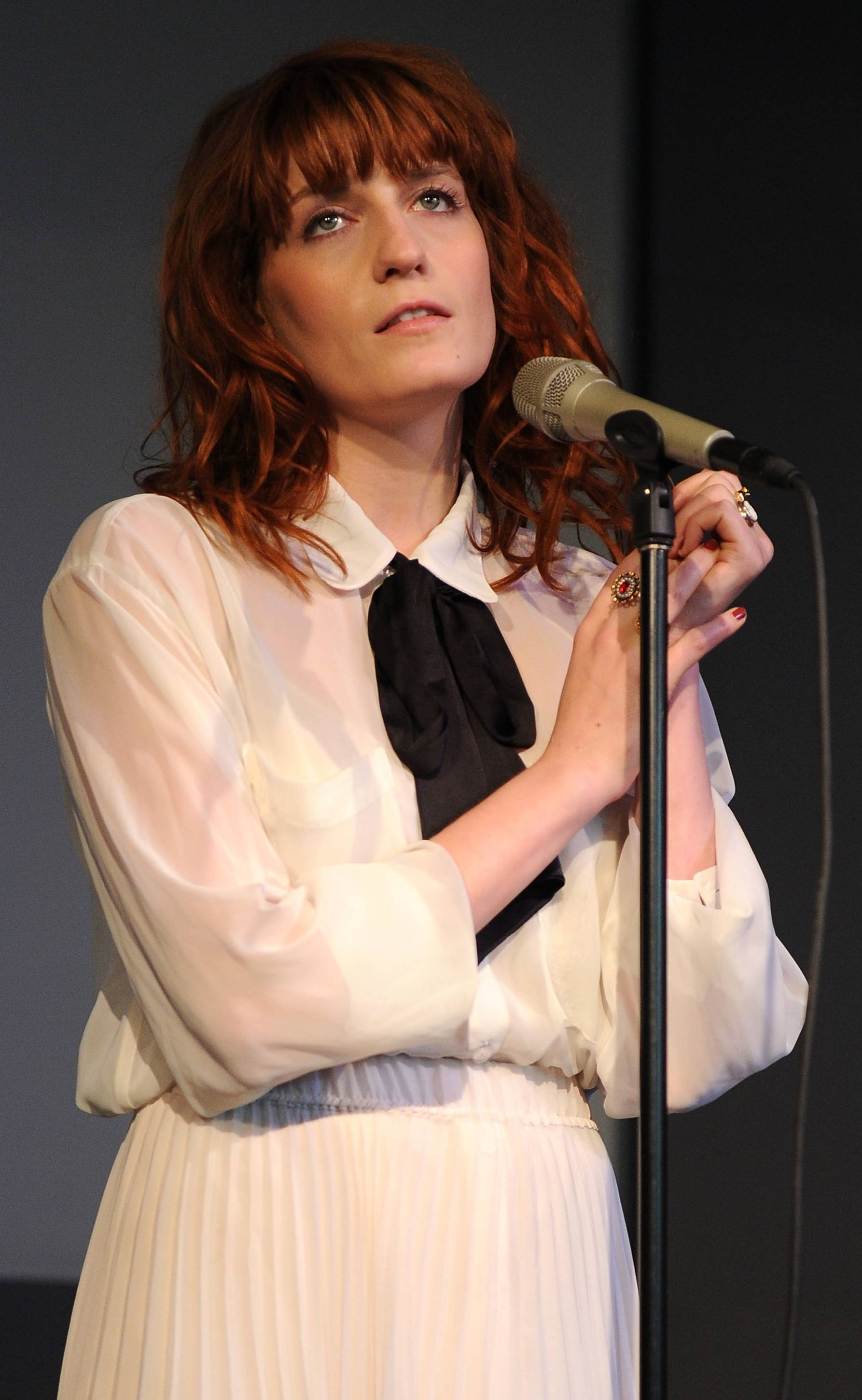 How Old Florence and the Machine