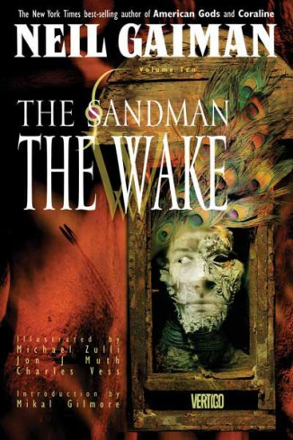 sandman the wake