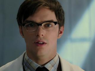 Nicholas Hoult X Men When you wear glasses ...