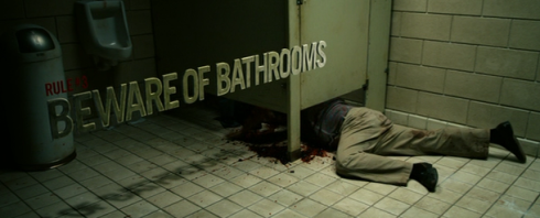 Top 10 Bad Things That Can Happen When You Use A Bathroom In The Movies Pop Babble