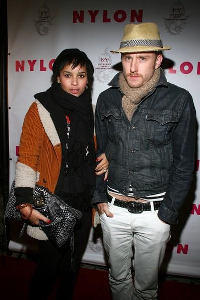 Zoe Kravitz And Ben Foster Robin Wright | pop bab...