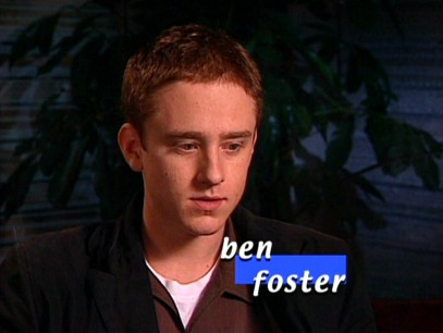 Image result for ben Foster get over