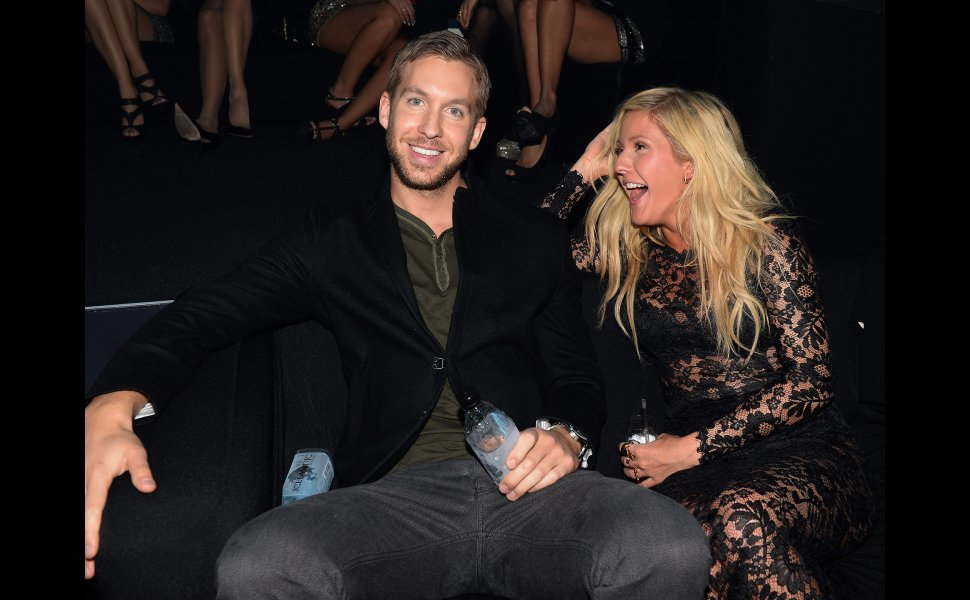 are calvin harris and ellie goulding dating 2014