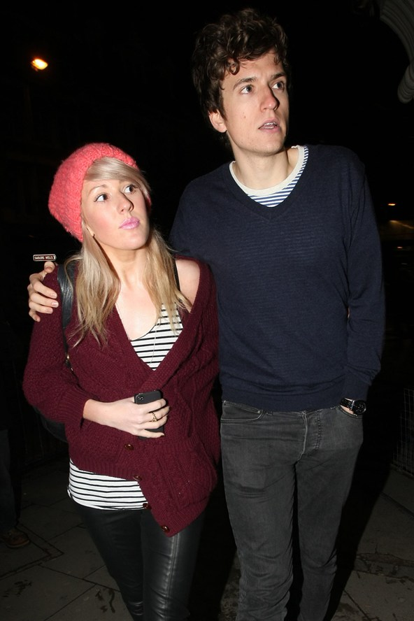 Is Prince Harry secretly dating British singer Ellie