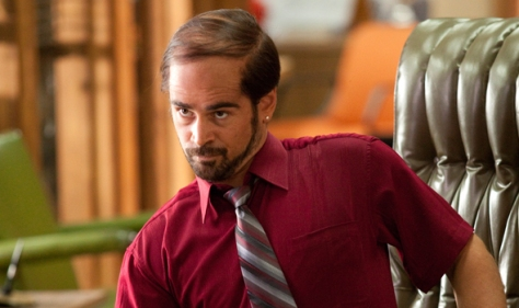 Horrible Bosses – much like Donald Trump or Miley Cyrus a comb over ...