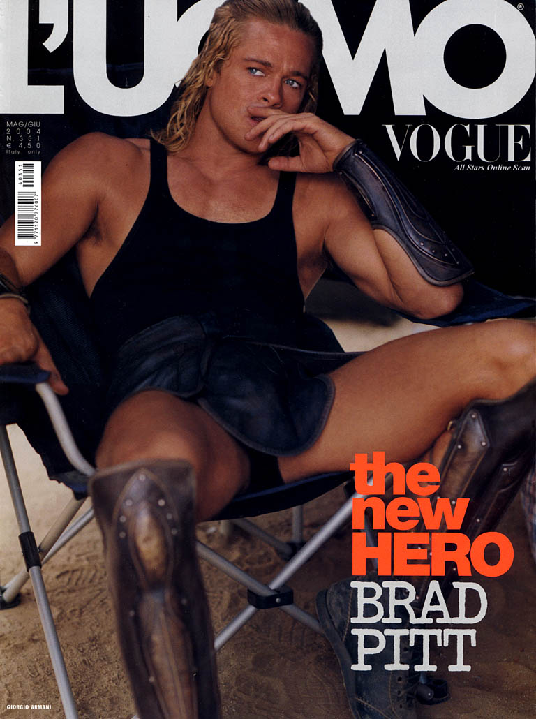 The Changing Magazine ... Brad Pitt Dating