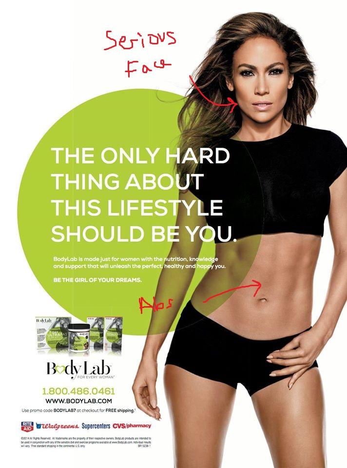 Jennifer Lopez Body Lab