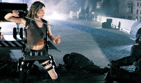 Guilty Pleasures - The... Milla Jovovich Movies 2004