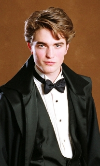 cedric diggory too much hair