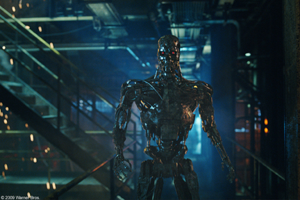 T 800 Terminator Salvation Terminator Salvation – the one without a number, no timetravel ...