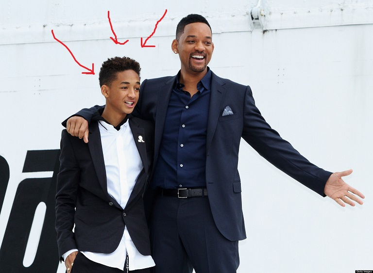 What happened to will smith popbabble for Jaden smith 2015