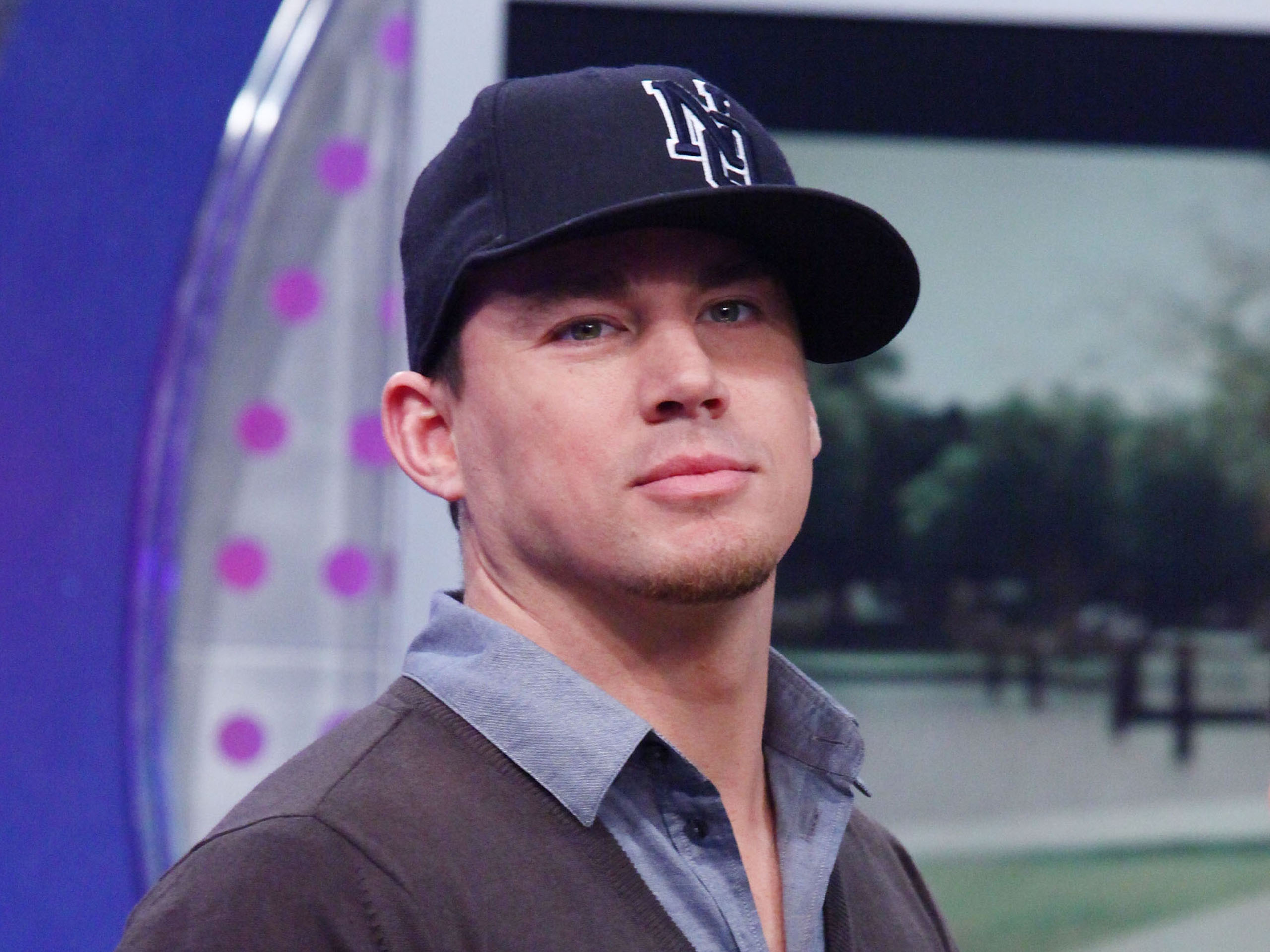 Channing Tatum Loves Hats (But They Don't Love Him ... Channing Tatum