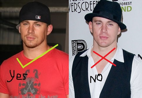 Channing Tatum Loves Hats (But They Don t Love Him)  7b5d832c673