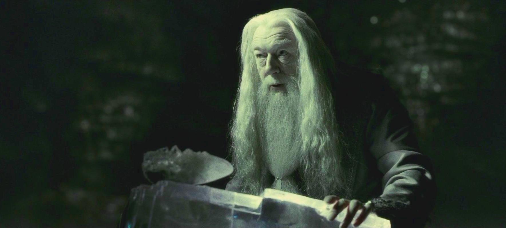 Dumbledore Poison Ring