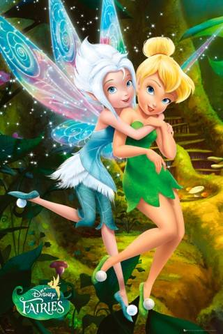 Disney-fairies-periwinkle-and-tinkerbell gay
