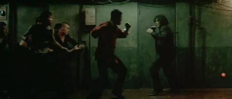 corridor fight